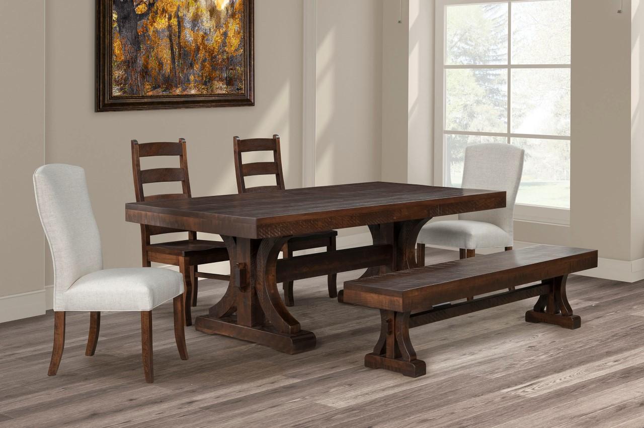 Modèle : Trestle (À partir de 2999$- Table 42×84)