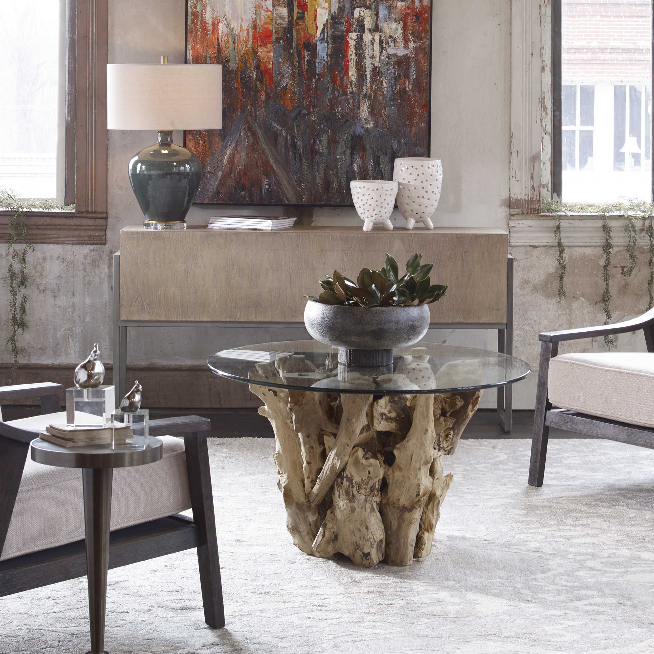 Table Driftwood
